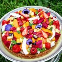 Tarte fruits frais