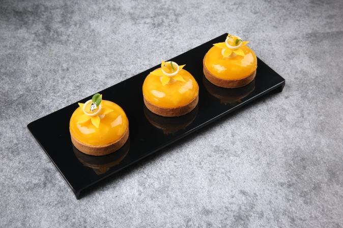 tarte légère mangue